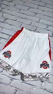 NCAA Nike Ohio State Buckeyes Basketball Game Shorts Men's M Mint