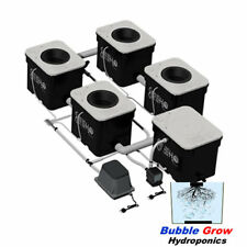 CURRENT CULTURE UC4XL H2O HYDROPONIC SYSTEM COMPLETE RECIRCULATING DWC