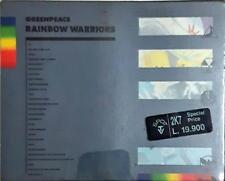 Various – Greenpeace Rainbow Warriors Doppia MC SIGILLATA SEALED