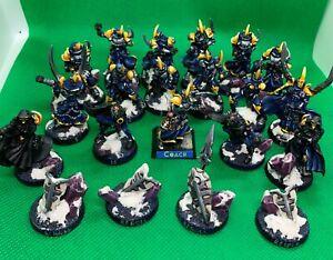 Dark Elf Blood Bowl Team