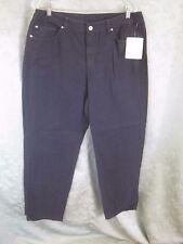 Liz Claiborne Lizwear Jeans Size 16 NWT Dark Blue