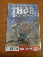 """THOR GOD OF THUNDER #17 """"THE ACCURSED,"""" CONCLUSION, (2014, Marvel Comics)"""