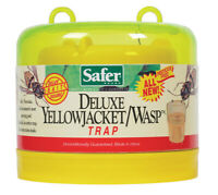 Safer  Liquid  Yellow Jacket and Wasp Trap