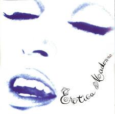 Madonna 2xLP Erotica - Gatefold - Europe (M/M - Scellé)