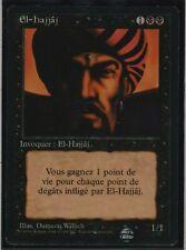 Mtg El Hajjâj 3th Fbb French EX+ Legacy Vintage Magic the Gathering