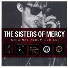 SISTERS OF MERCY ORIGINAL ALBUM SERIES 5 CD SET