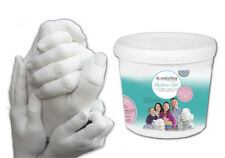3D Handabdruck,Gipsabdruck Hände Set für Familie oder Großeltern, Hochzeitspaar