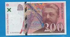 Gertbrolen  200 Francs EIFFEL Type 1996 Billet A280026980