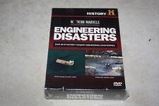 Modern Marvels: Engineering Disasters (DVD, 2008, 5-Disc Set) *Brand New Sealed*