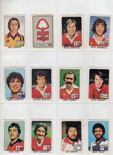 Panini Football 79 - Jimmy Miller - Morton - No 523