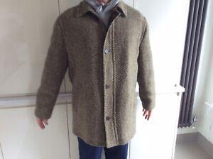 Mens Magee Donegal Tweed Zip Jacket  44r