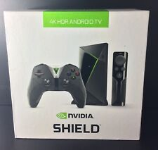 NVIDIA Shield 4K Ultra HD Smart TV Box - 16 GB Built-in WiFi & Ethernet New