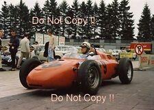 Carol Godin de Beaufort Porsche 178 German Grand Prix 1964 PHOTO