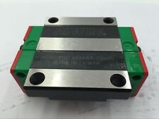 HIWIN HGW25CC Linear Carriage Block 25mm for HGR25 Rail Guide CNC DIY New