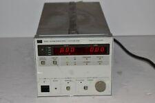 Hp Agilent 6033a System Power Supply 0 30v0 30a 200w Lb22
