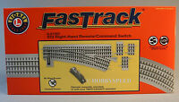LIONEL FASTRACK 072 RH REMOTE/COMMAND SWITCH track o gauge turnout 6-81952 NEW