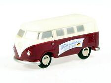 """Schuco Piccolo VW T1 Bus """"2000 km durch Deutschland"""" # 50131101"""