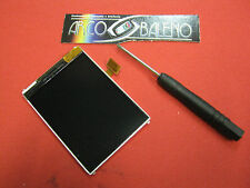 DISPLAY LCD per SAMSUNG GT S3370 GALAXY POCKET+ GIRAVITE CROCE 2.0 Nuovo Monitor