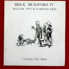 Brick Bradford 4. L'Empire  des Maya. RTP 1970.