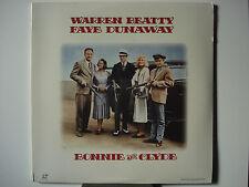 Bonnie & Clyde 1967 LTBX Laser Disc NEW Arthur Penn Warren Beaty - Faye Dunaway