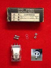 Fonocaptor mg-35 V mg-35v Audio Technica nuevo at mg35v mg 35 V 35v sistema magnético