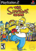 Simpsons Game (Sony PlayStation 2, 2007)