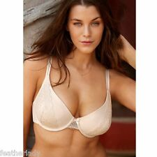 la Redoute  womans ladies IVORY LACE full fitting underwired bra UK 38E NEW