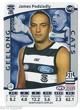 2012 Teamcoach SILVER (145) James PODSIADLY Geelong
