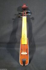 "Hand made Pochette Mini violi SONG small size violin 6 7/8"",sweet sound #6043"