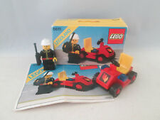 Lego Classic Town - 6611 Fire Chief's Car
