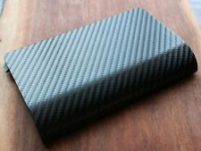 BMW E46 Rear Ash Tray Roller Cover Replacement - Carbon Edition