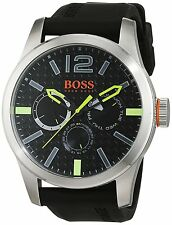 Hugo Boss Silicone Mens Watch 1513378