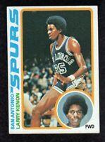 "1978-79 Topps #71 Larry Kenon San Antonio Spurs Basketball Card ""mrp"" EX/MT+"