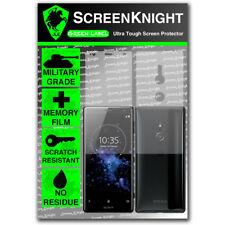 Screenknight Sony Xperia XZ2 Cuerpo Completo Protector De Pantalla-Escudo Militar