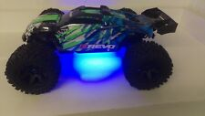 Traxxas E-Revo - V2 LED underglow kit - Blue