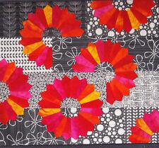 Disappearing Dresdens - modern Dresden pieced quilt PATTERN