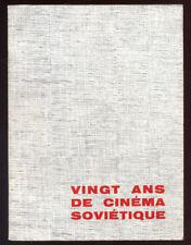 LUDA & JEAN SCHNITZER, VINGT ANS DE CINÉMA SOVIÉTIQUE