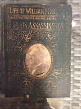 Life and Services of William McKinley Memorial Edition Antique Vintage 1901