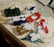 Transformers G1 KO lot swindle lightspeed groove leo Kaiser mini