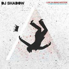 """DJ SHADOW - Live In Manchester - The Mountain Has Fallen Tour Mass Appeal - 12"""""""