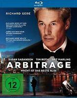 Arbitrage [Blu-ray] von Jarecki, Nicholas   DVD   Zustand sehr gut