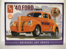 AMT 1940 Ford Coupe Spee Demon Custom Kit Voiture