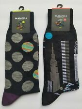 BUGATCHI MENS Dress Socks - 2 PACK!!!*NEW*