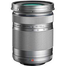 Olympus M.Zuiko Digital ED 40-150mm F4.0-5.6 MSC R Lens - Silver
