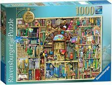 Ravensburger 1000 Pieces Puzzle - The Bizarre Bookshop 2
