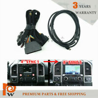 Backup Camera Programmer /& Harness for SYNC 2 /& 3 Rear Reverse My Ford Touch