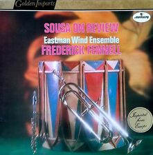 SOUSA ON REVIEW / FREDERICK FENNELL - MERCURY LP - HOLLAND PRESSING