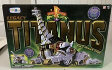 Power Rangers Toys R Us Exclusive LEGACY TITANUS - ADULT OWNED