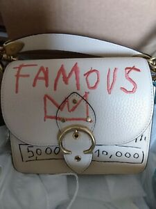 Coach basquiat beat shoulder bag
