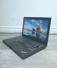 Lenovo Thinkpad X240 Core i5-4300U 8GB RAM 500GB HDD Win10 pro MS Office